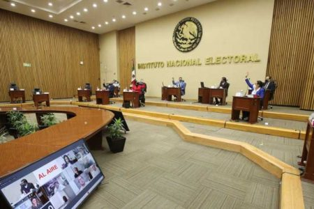 El INE anula seis candidaturas en Yucatán: cuatro de Morena y dos de Redes Sociales Progresistas