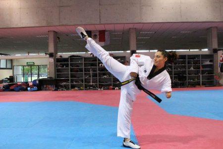 Jessica García Quijano: una historia de superación ligada al taekwondo
