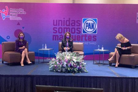 Josefina Vázquez Mota acusa de violencia de género a Fox y a Felipe Calderón