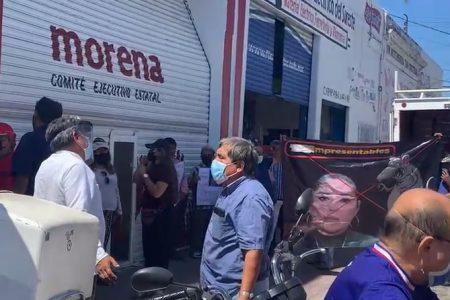Anticipan renuncias masivas en Morena Yucatán, a partir de mañana