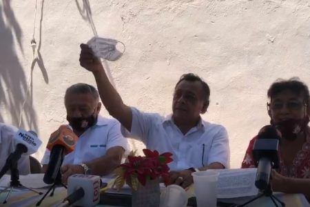 Renuncian mil 200 morenistas de Yucatán, entre ellos 40 candidatos