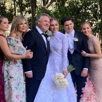 Sin protocolos sanitarios, celebra fastuosa boda la hija de la gobernadora de Sonora
