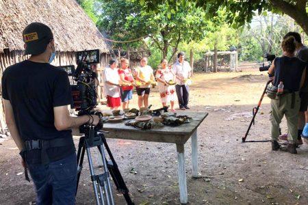 Los ibes de Yucatán y la milpa maya, listos para conquistar Netflix y la televisión asiática