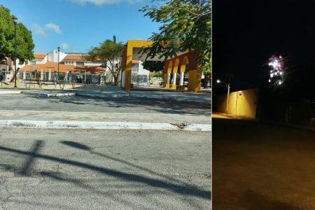 Si no falla la luz, un transformador puede explotar día y noche, responde CFE a vecinos de Villas La Hacienda
