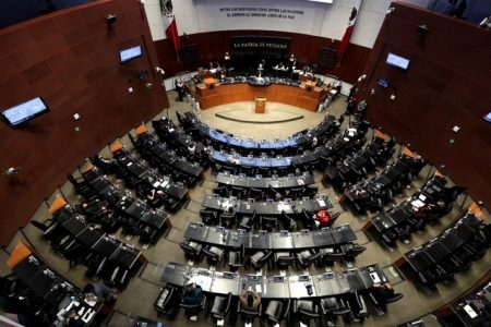 Cómo fue el voto de los senadores yucatecos por la reforma eléctrica