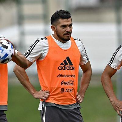 Henry Martín no se recupera y también se perderá el partido con Costa Rica