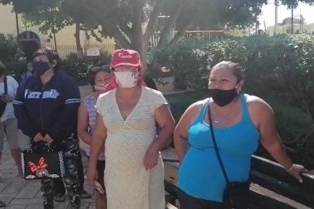 Mujeres de Kanasín piden que se reactiven los tianguis