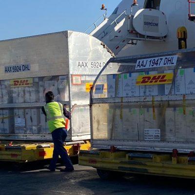 Llega a México nuevo lote de vacunas contra Covid-19; ya se aplicaron 6 millones de dosis