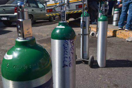 El Ayuntamiento habilita módulo de recarga gratuita de oxígeno