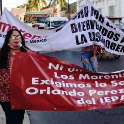 Un voto a favor de una iniciativa no debe ser recompensado con una imposición en Mérida