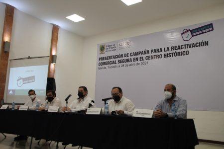 """Canaco Mérida presenta la campaña """"Ven al Centro y Compra Seguro"""""""