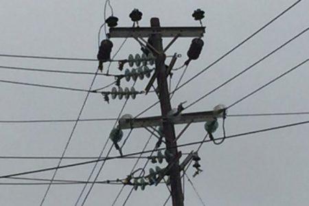 Sin electricidad amplio sector del norte de la ciudad