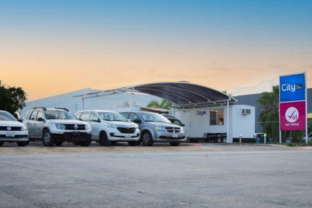 City Car Rental: todo lo que esperas de una rentadora de autos