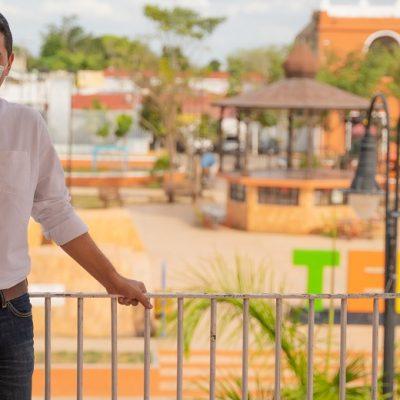 Diego Ávila solicita licencia para competir por la reelección en Tekax