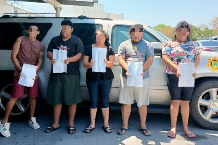 Detienen a cinco personas por el secuestro de un yucateco que fue asesinado en Cancún
