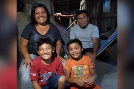 Urge apoyo para operar a don Hermelindo, quien lucha contra el cáncer