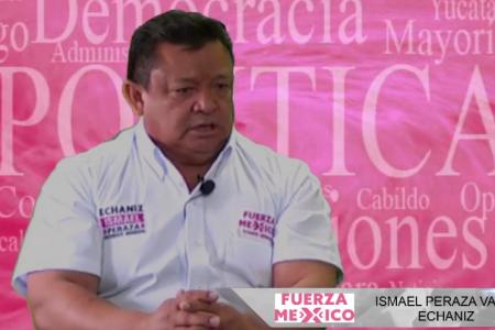 'Echaniz' reitera que es el candidato de la gente