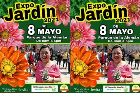 """Regresa la Expo Jardín al Parque de la Alemán, con edición """"Only Woman"""""""