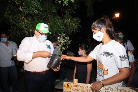 Una Mérida más sustentable y amigable con el medio ambiente, objetivo de Ramírez Marín