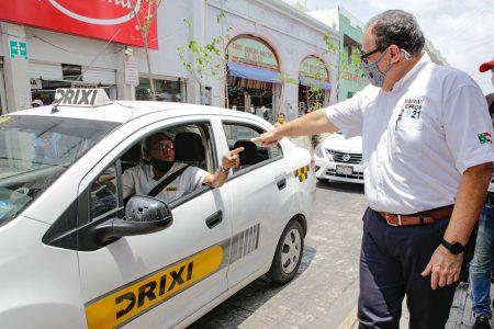 Ramírez Marín ofrece que devolverá la vocación económica y turística del Centro Histórico