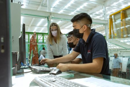 Generación de empleos, clave para el crecimiento: Cecilia Patrón