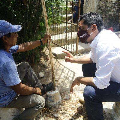 Valladolid y sus ciudadanos son gente de trabajo; solo requieren oportunidades: Homero Novelo