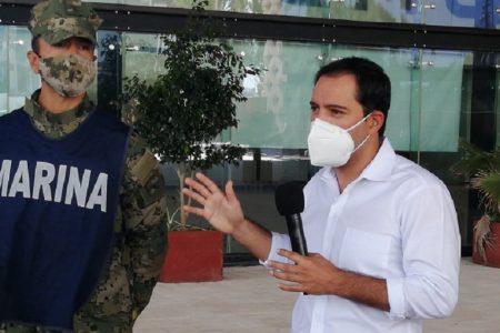 Mauricio Vila pide a CFE que redoble esfuerzos para atender las fallas del suministro eléctrico en Yucatán