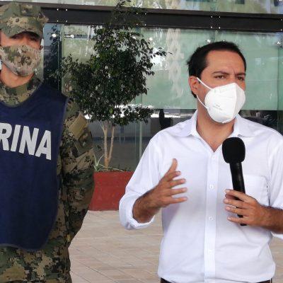 En agosto tiene que haber un regreso a clases presenciales en Yucatán: Mauricio Vila