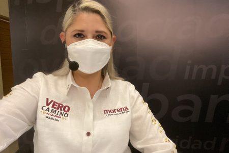 Necesario impulsar obras para el desarrollo de una Mérida ordenada e incluyente, Verónica Camino
