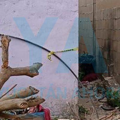 Se ahorca una mujer de 30 años en Kanasín