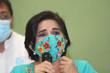 Candidata de Nueva Alianza promete regresar el Carnaval de Mérida al Paseo de Montejo