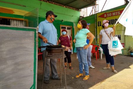 Escuchando a los ciudadanos podremos gobernar mejor: Nelly Ortiz