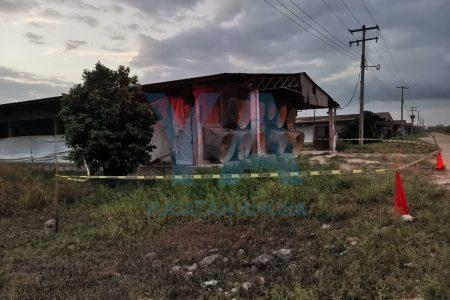 Tragedia en una granja de Crío: fallece un velador golpeado por un malacate