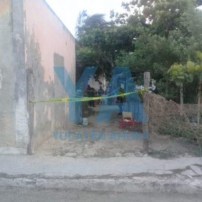 Encuentran muerta a una mujer en su vivienda de Dzilam Bravo