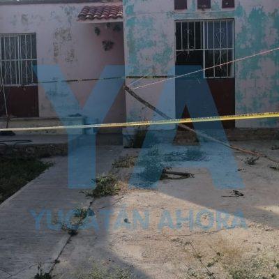 Inexplicable suicidio femenino en Kanasín