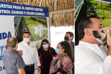 Mérida tendrá nuevo centro de control canino y felino con hospital veterinario, más equipado y con más servicios