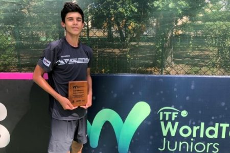 Mérida será sede de la Copa Davis Junior, que contará con tres tenistas yucatecos
