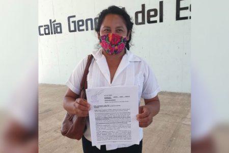 Candidata de MC a la alcaldía de Abalá, denuncia violencia política en razón de género