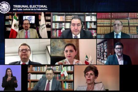 El TEPJF devuelve al INE caso de Félix Salgado Macedonio para individualizar sanciones