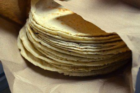 Hasta hoy, estable el precio de las tortillas