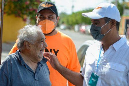 Somos la tercera vía, una opción real para la ciudadanía: Víctor Cervera