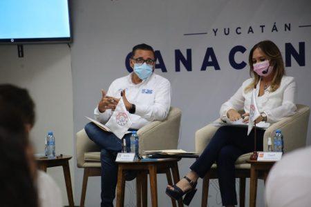 Seré un aliado de la industria yucateca, afirma Víctor Hugo Lozano