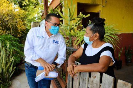 Arranca con éxito la campaña de Víctor Hugo por el IV Distrito