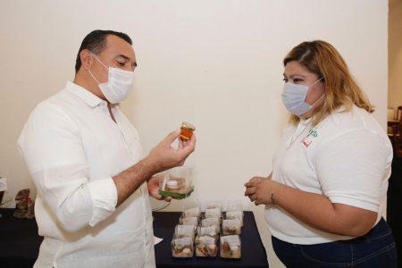 El alcalde Renán Barrera asegura que en Mérida hay apoyo constante a los emprendedores