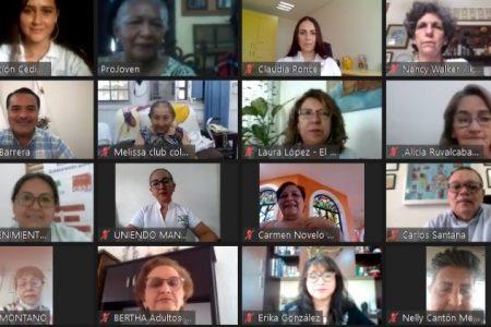 Trabajo de la sociedad civil fortalece el desarrollo de Mérida