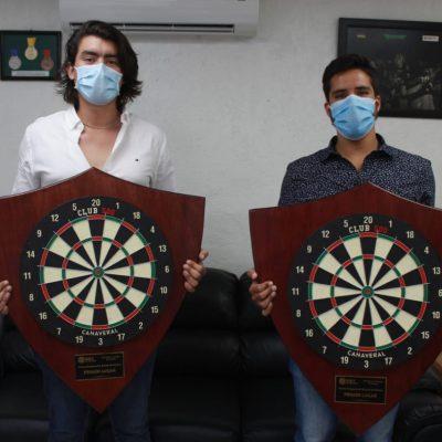 Club de Dardos concluye su Campeonato Estatal