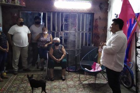 Nunca voy a fallarles a los meridanos: Ismael Peraza Valdez