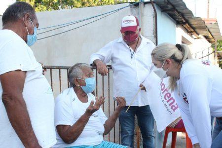 Los ciudadanos, ávidos de conocer cómo se ejerce el gasto público en Mérida: Verónica Camino