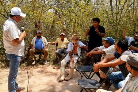 Daremos verdaderas herramientas a los productores del campo para que crezcan: Pedro Couoh