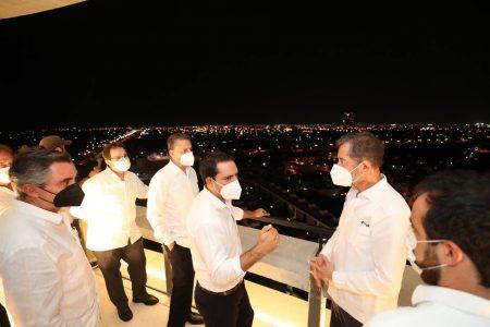 Mauricio Vila pide tomar con mesura el inminente semáforo amarillo de Covid-19 en Yucatán